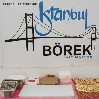 Photo Istanbul Borek