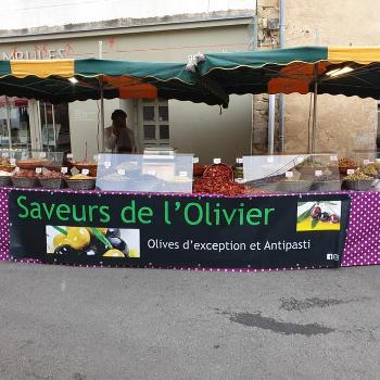 Les saveurs de l'olivier