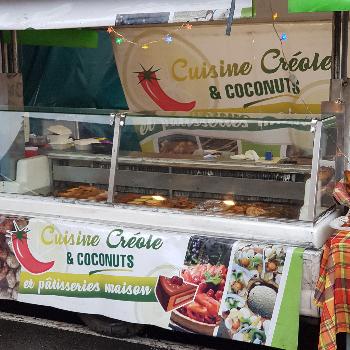 Cuisine Créole et Coconuts & pâtisseries maison